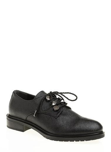 D by Divarese Oxford Ayakkabı Siyah